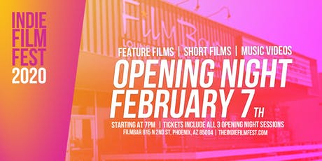 Indie Film Fest 2020 Opening Night tickets
