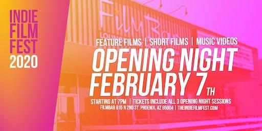 Indie Film Fest 2020 Opening Night