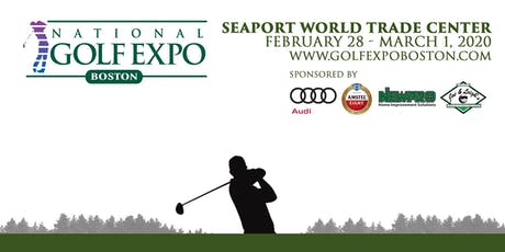 National Golf Expo Boston tickets