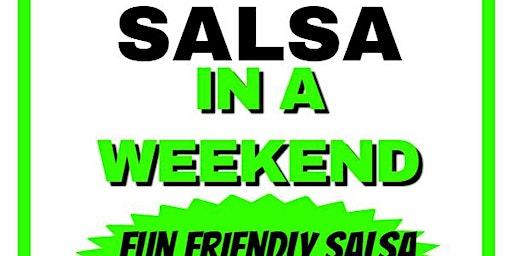 Learn Salsa In A Weekend