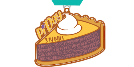 2020 Pi Day 5K – Charlotte tickets