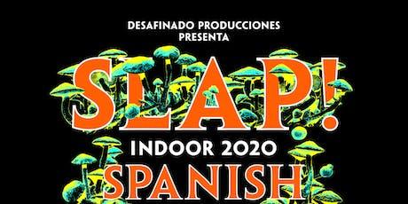Slap! Indoor 2020 en Las Armas Zaragoza entradas