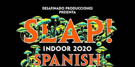 Pony Bravo & Guadalupe Plata en Slap! Indoor 2020 en Las Armas Zaragoza