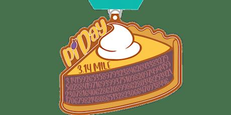 2020 Pi Day 5K – Cleveland tickets