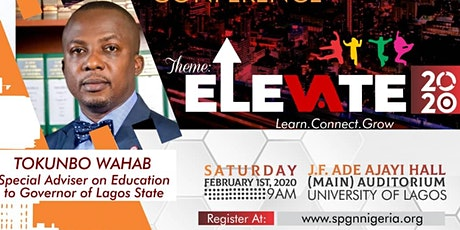 Elevate2020 tickets