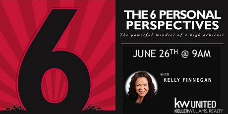 The 6 Personal Perspectives tickets