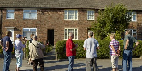 Beatles' Childhood Homes Tour - Jurys Inn pickup - May 2020 tickets