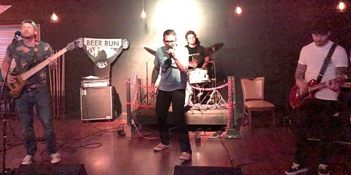 The Ugly Lovers • The Bank Notes • The Blackwoodz at Brauer House