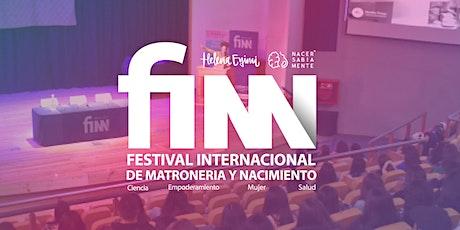 FIMN 2020. Festival Internacional de Matronería y Nacimiento entradas
