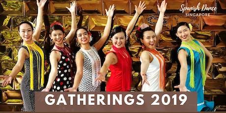 GATHERINGS 2019 ~ Of Spanish music, wine & dance tickets