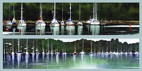 Watercolour Workshop- Boats and Lakes with Paul Marlor tickets