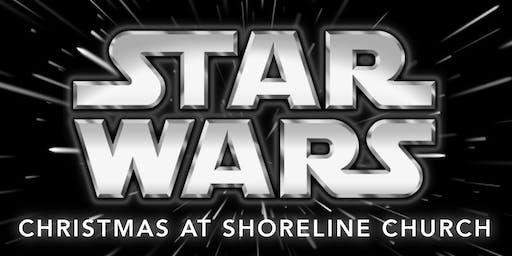 Star Wars Christmas at Shoreline Church