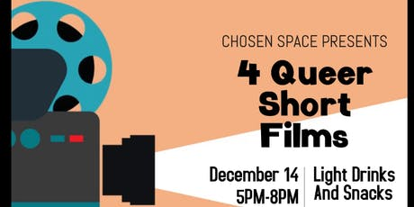 4 Queer and Trans Short Films tickets