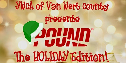 POUND Holiday ROCK OUT Workout!