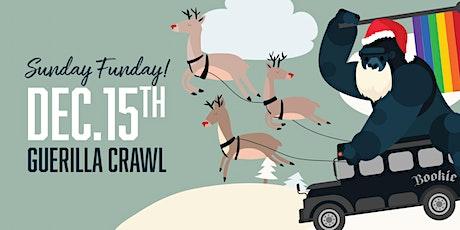 Guerilla Crawl Detroit : Round Eight - SUNDAY FUNDAY tickets