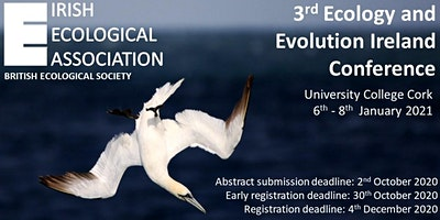 The 3rd Ecology and Evolution Conference Ireland 2021
