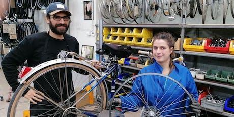 Mécanique vélo pour amateurs: entretien et réglage billets