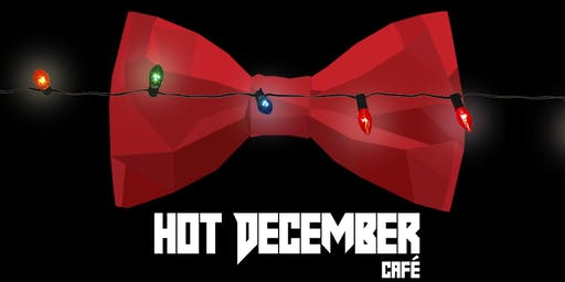 Hot December Cafe's Red Tie Holiday Party