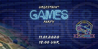 Urgestain Games Party Reloaded