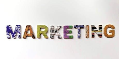 The Fundamentals of Marketing - Masterclass  tickets