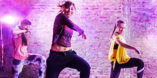 Cool CUBAtone : TMacLife Female Fitness Brunch
