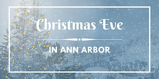 Christmas Eve in Ann Arbor