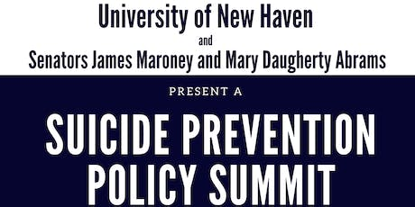 Suicide Prevention Policy Summit tickets