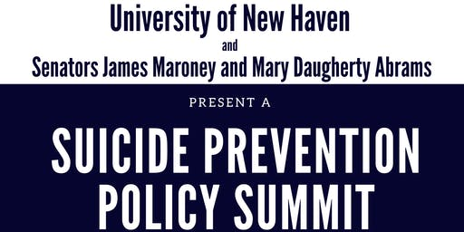 Suicide Prevention Policy Summit