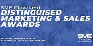 2020 Distinguished Marketing & Sales Awards Presented...