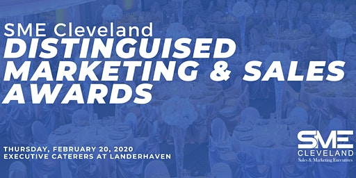 2020 Distinguished Marketing & Sales Awards Presented by SME Cleveland