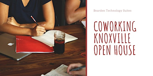 CoWorking Knoxville Open House