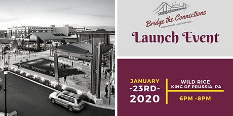Bridge the Connections Launch Event-Hashtag Party! tickets