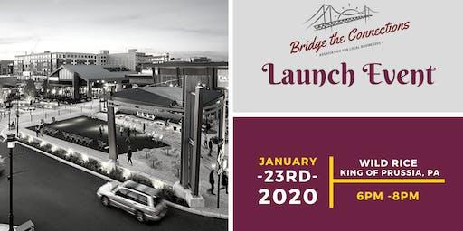 Bridge the Connections Launch Event-Hashtag Party!