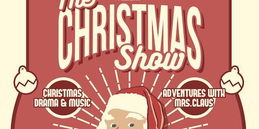 The Christmas Show featuring The Santa Carol