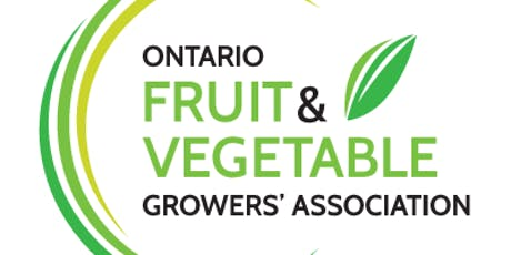 Ontario Fruit & Vegetable Growers' Association 161st Annual General Meeting tickets