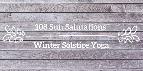 Winter Solstice Yoga with The Lotus People tickets