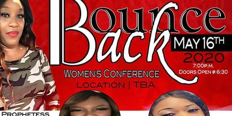 Bounce Back Women's Conference tickets