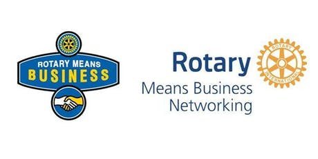 Rotary Means Business tickets