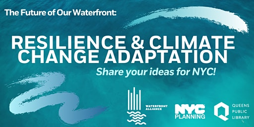 Public Forum: Resilience and Climate Change Adaptation