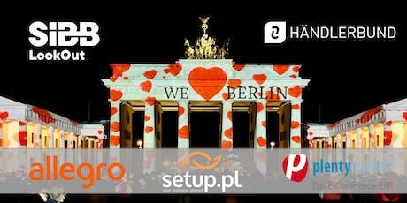Project LookOut: International Polish-German E-Commerce Meetup Tickets
