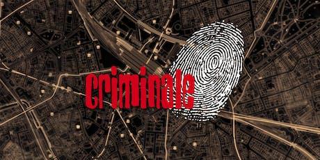 Die Lange Nacht der Verbrechen - Tagesticket Donnerstag Tickets
