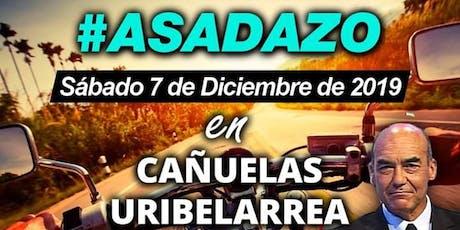 Asadazo Motero Con Gente De Moto Cañuelas-Uribelarrea entradas