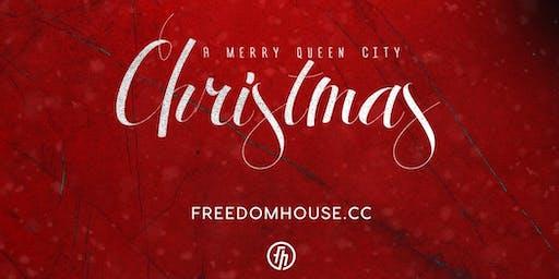 A Merry Queen City Christmas