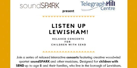 Listen Up Lewisham!  tickets