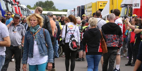Exclusive MotoGP™ paddock experience day - Assen 2020 tickets
