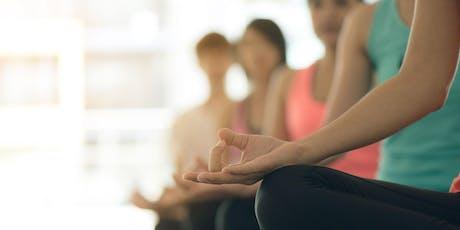 EY's PWN Yoga & Kombucha Event tickets