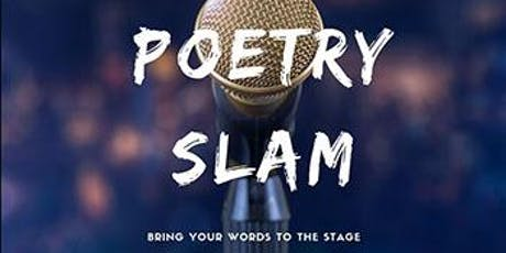 Not Quite New Year Poetry Slam 2019 tickets
