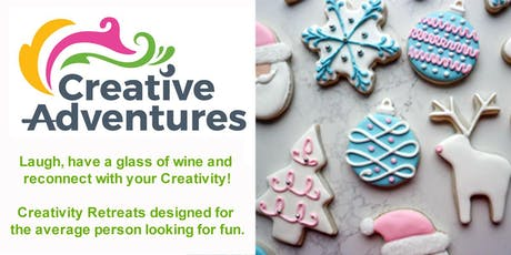 Cookie Decorating for Beginners Creative Adventure tickets
