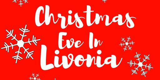 Christmas Eve in Livonia