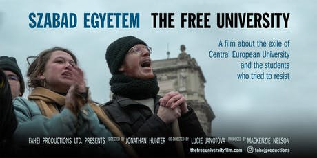 Film Premiere – Szabad Egyetem/The Free University tickets